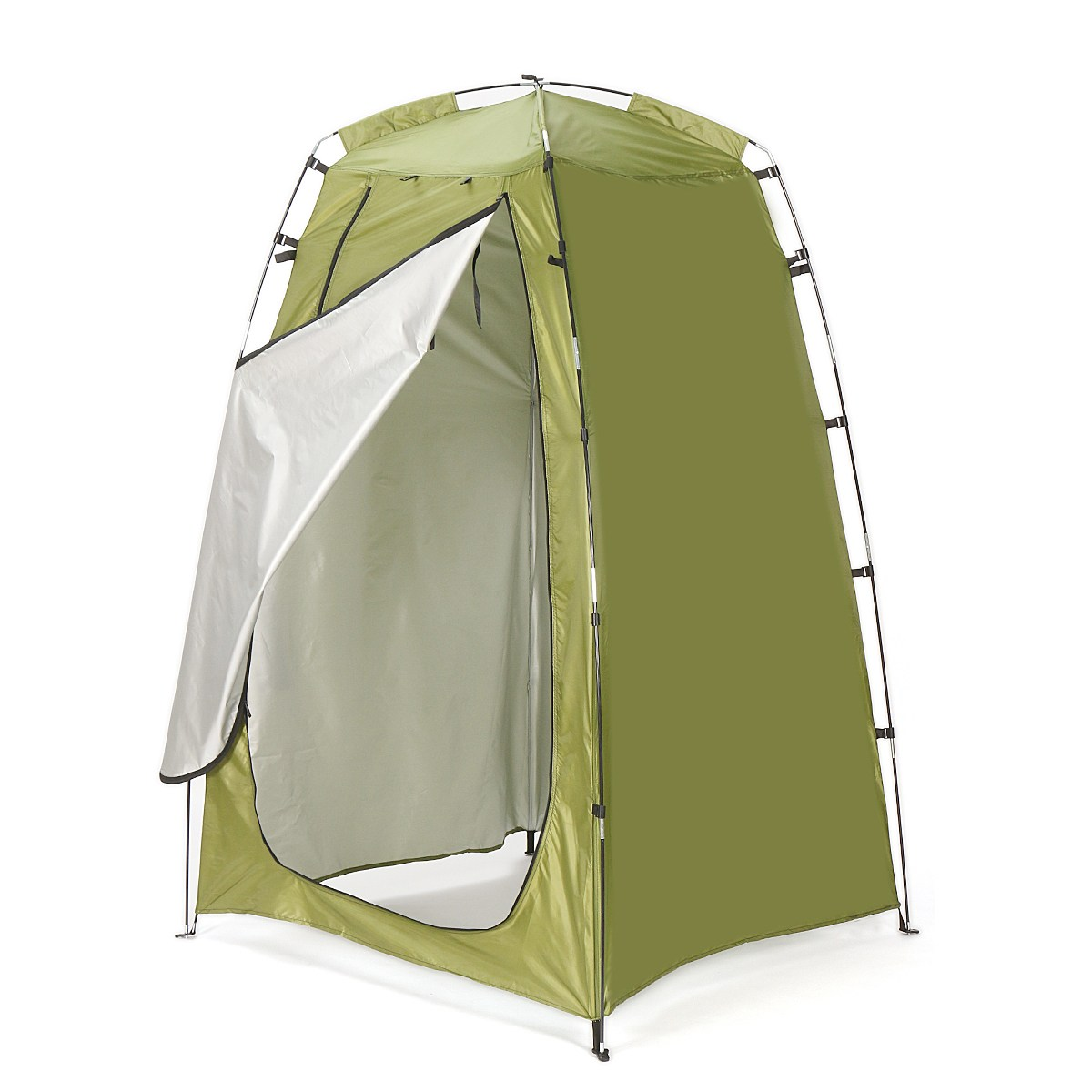 Portable Privacy Shower Toilet Tent 1.2x1.2x1.8m Camping tents Outdoor Waterproof Change BathRoom Sun Shelter Pop Up Tent