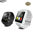 U8 Upgrade Bluetooth Wrist Smart Watch Phone Mate Hands-Free Call for Smartphone Outdoor Sports Pedometer Stopwatch For Android