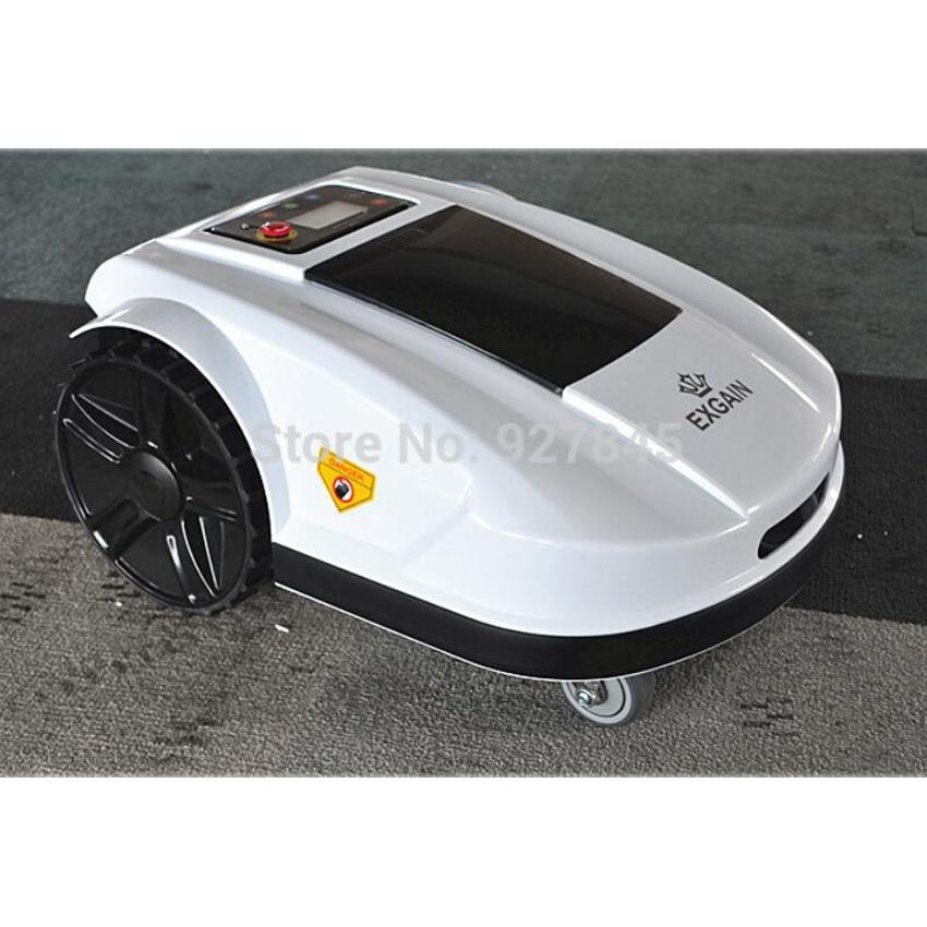Tosaerba robotizzato S520 di quarta generazione con gamma Funtion, - Attrezzi da giardinaggio - Fotografia 5