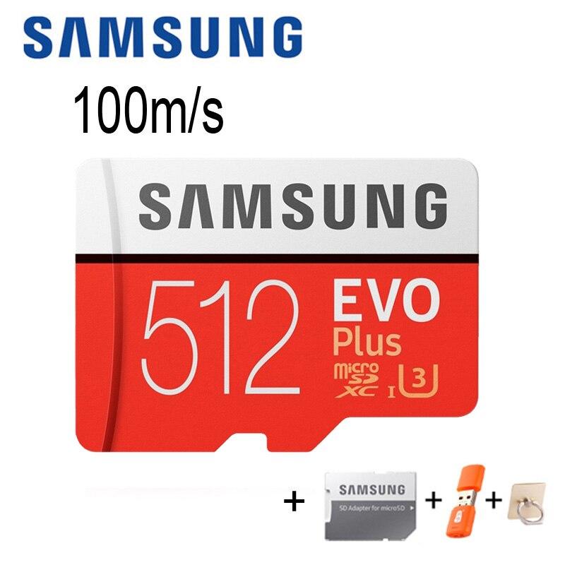 New SAMSUNG MicroSD 64 GB Memory Card Carte Micro Sd 64gb Classe 10 TF Trans Flash Mikro Memoria Micro Sd Samsung Evo Plus 64gb