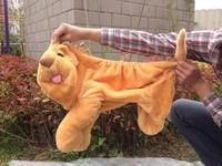 75cm Shar Pei Shipping Wholesale Doll Plush Dolls Skin Large Animal Hull Jackets Teddy Bear Skin