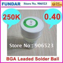 1 бутылка 0,4 0,4 мм 250 K bga шарик свинцового припоя