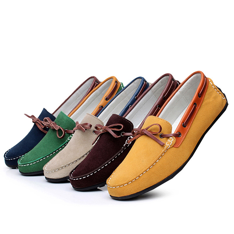 Aliexpress.com : Buy Fashion Italy Stylish Sperrys Shoes Men Real ...