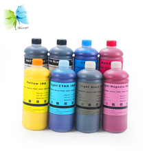 Winnerjet 8 color Water based refill Pigment ink for Epson stylus pro 4000 printer-1000ML/bottle