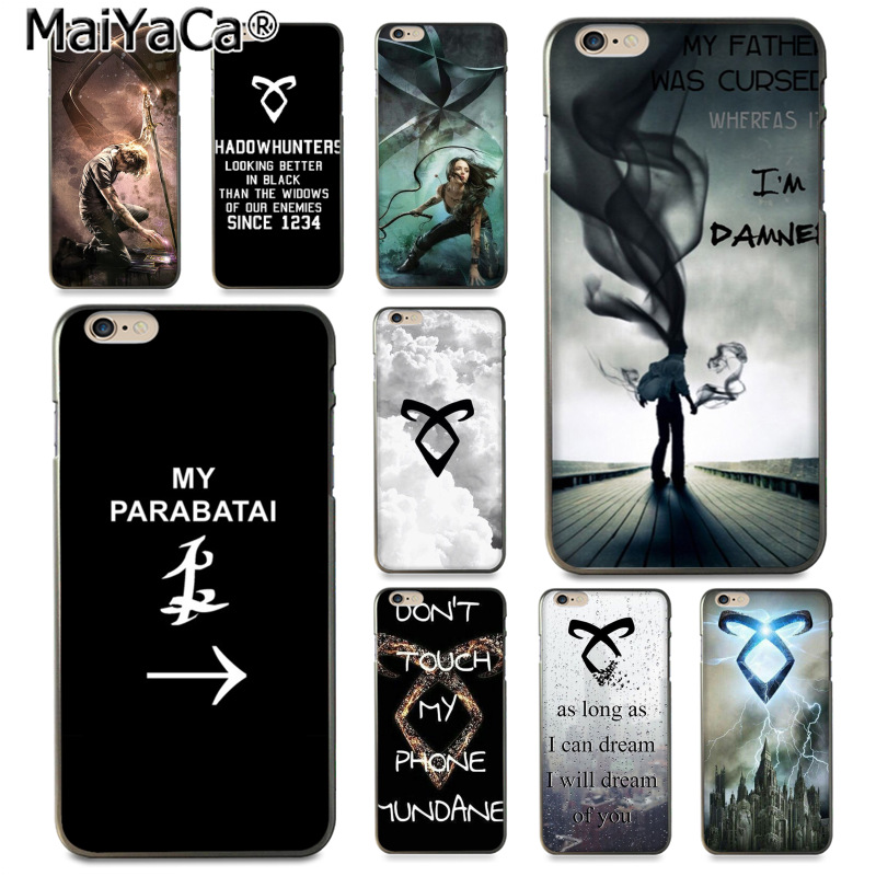 coque iphone 6 shadowhunters