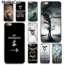 coque shadowhunters iphone 7