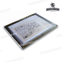 Tattoo Supply Ultra Thin Tracing Table Pad A4 LED Tattoo Light