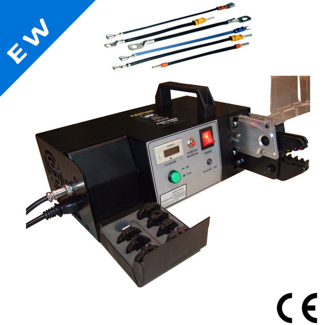 EW 10ET Hot Sale Automatic Wire Crimping Machine with Competitive ...