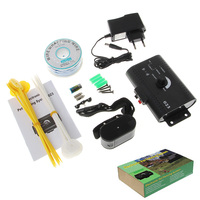 Newest EU Plug Waterproof Ground Electronic Wireless Fence Containment System Dog Pet Y102