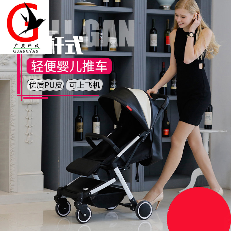 Baby stroller ultra-light Travel Baby Carriage Umbrella Wagon Portable Folding Baby Stroller Lightweight Pram TEK-308 купить mitsubishi cedia wagon москва