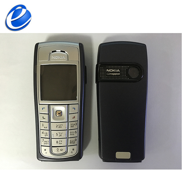 6230i Original Unlocked Nokia Mobile Phone Triband Camera 13MP Cheap Refurbished Cell Used