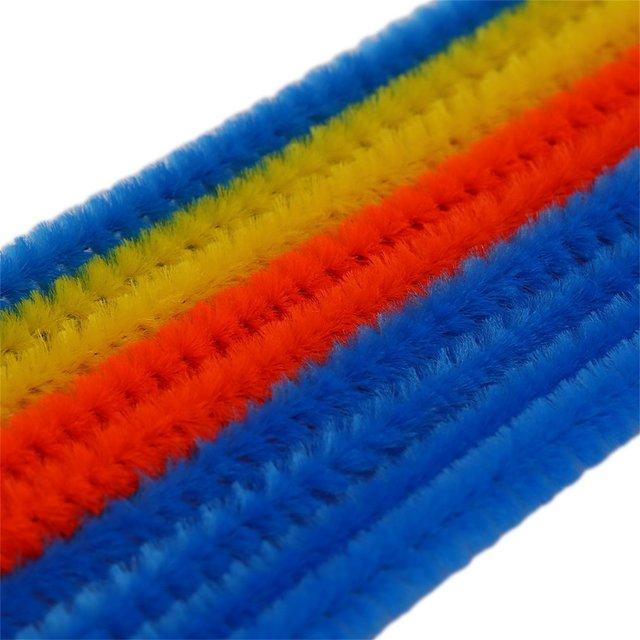 100pcs DIY Shilly Stick Plush Toy