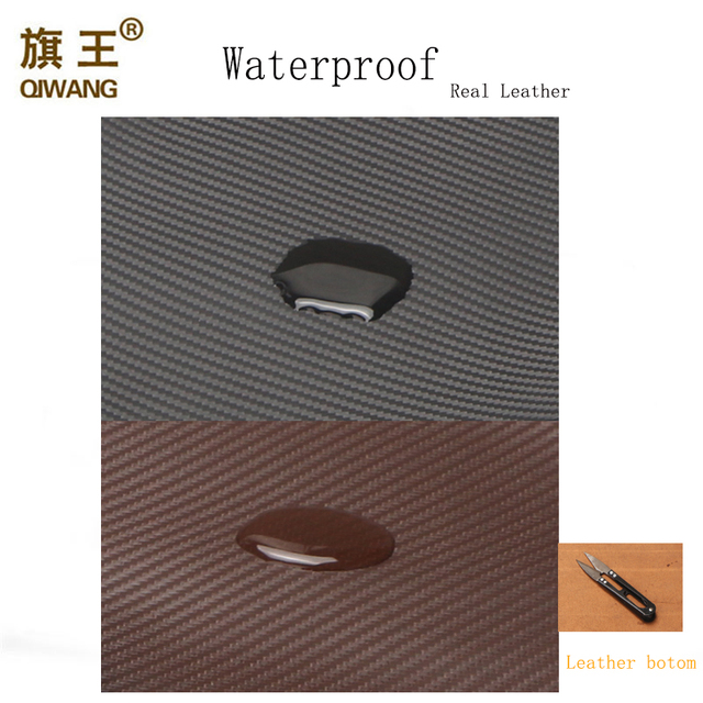 QIWANG Luxury Leather Wallets