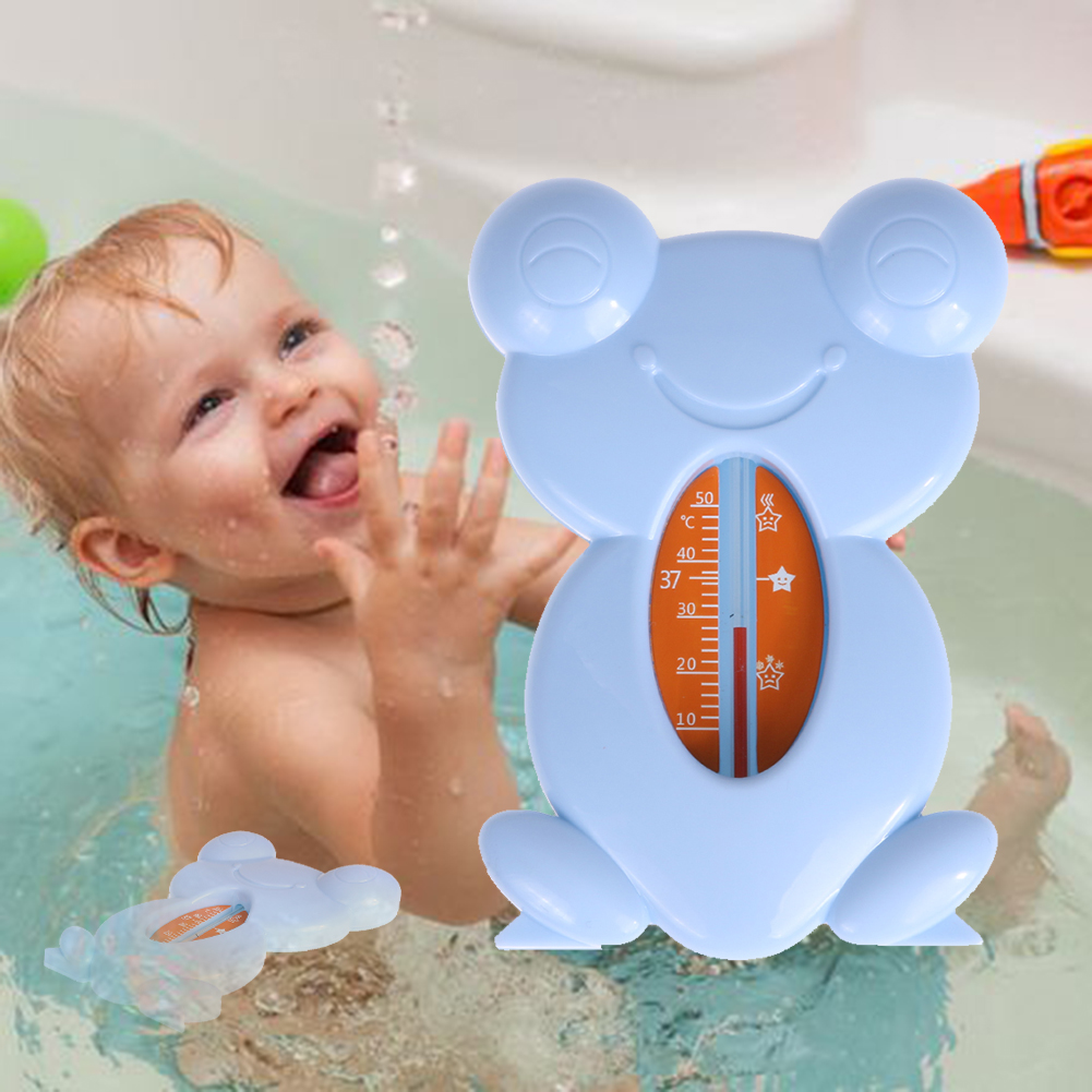 Cute Baby Bath Thermometers Floating Lovely Water Float Baby Bath ...