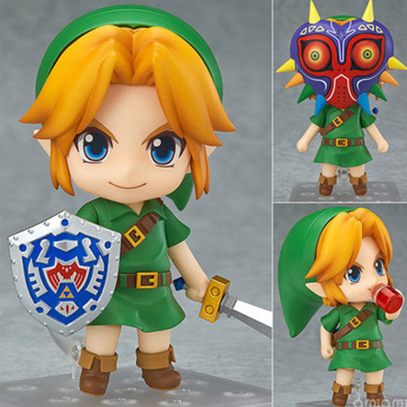 The Legend of Zelda Kissenbezug Pillowcase Majoras Mask Link Horror Skull Kid
