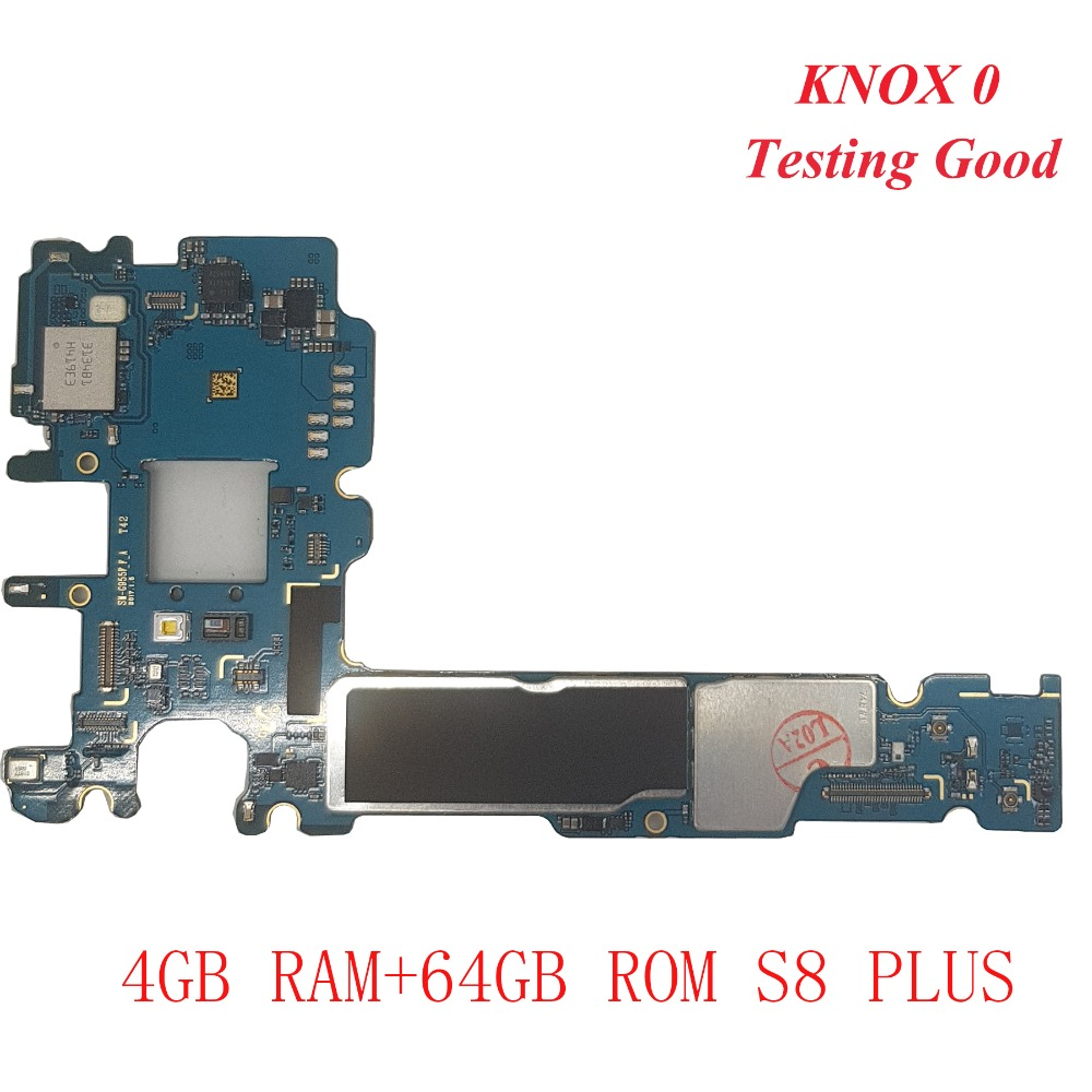 Original MainBoard สำหรับ Samsung Galaxy S8 Plus g955u G955F G955FD เมนบอร์ดปลดล็อคด้วยชิป IMEI Android OS Logic Board-ใน เสาอากาศโทรศัพท์มือถือ จาก โทรศัพท์มือถือและการสื่อสารระยะไกล บน AliExpress - 11.11_สิบเอ็ด สิบเอ็ดวันคนโสด 1