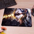 LoL Arclight Vayne  Retro News Sell New Small Size  Mouse Pad Non-Skid Rubber Pad