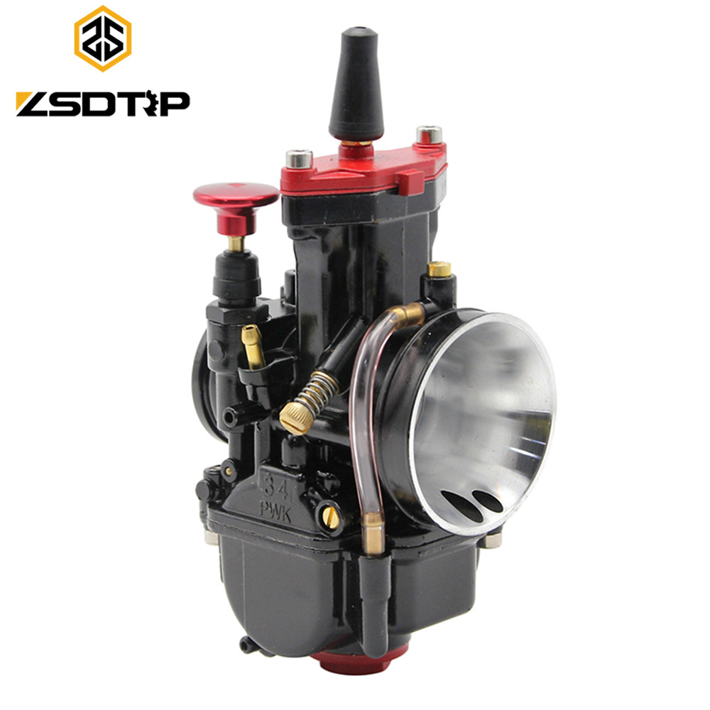 ZSDTRP 4 size 28 30 32 34 mm universal Mikuni carburetor parts Scooters with power jet motorcycle ATV Free shipping цена