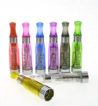 CE4 del atomizador del Clearomizer, Ego-t Evod pluma Vape 510 hilo electrónica e cigarrillo ecigs 1,6 ml 8 ml colores