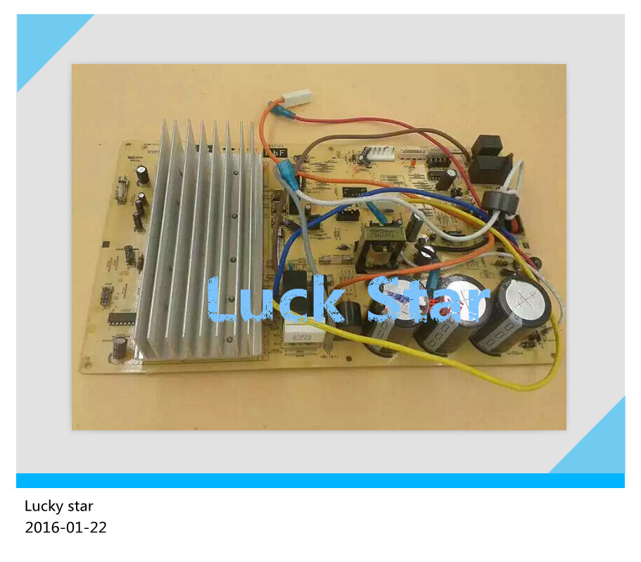 95% new for Mitsubishi Air conditioning computer board circuit board RYF505A503 good working цена 2017