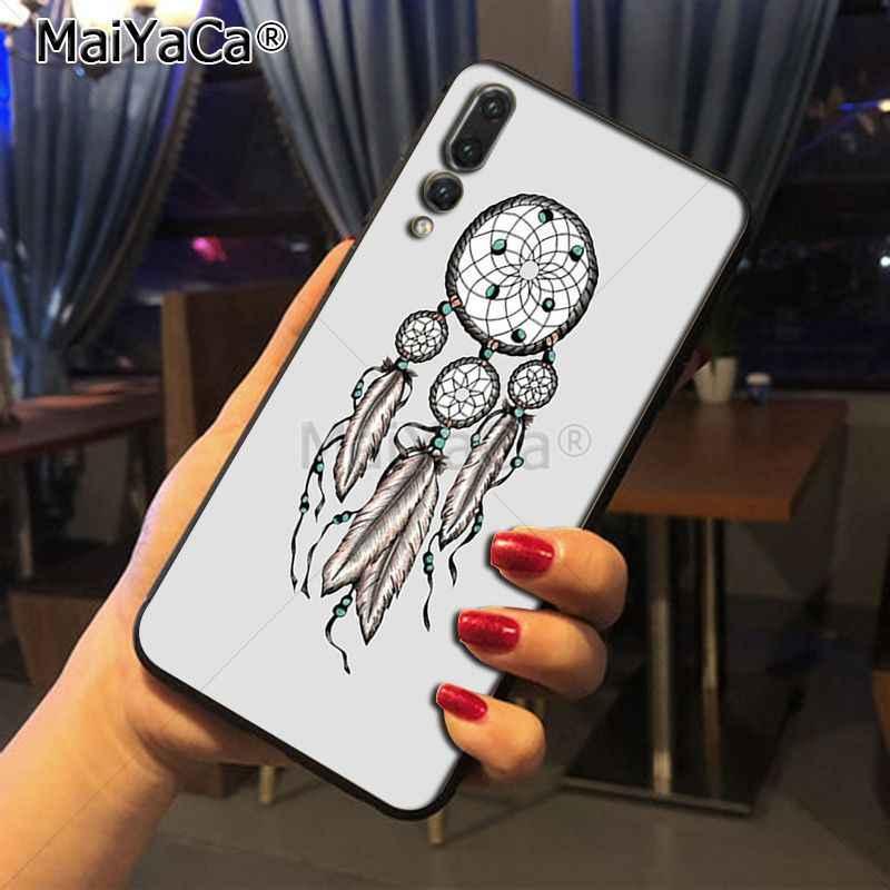 Maiyaca Ловец снов горячая Распродажа Модный Роскошный чехол для телефона huawei P20 P20 pro Mate10 P10 Plus Honor9 cass