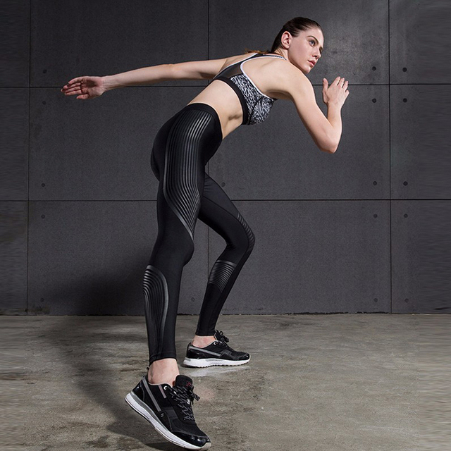 Women's Dancing Pants Compression Bodybuilding Leggings Female Exercise Fitness Legging Leggins Sexy New Slim Jeggings