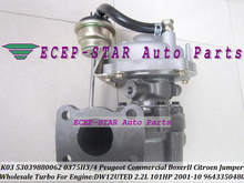 K03 53039880062 53039700062 9643350480 0375H3 0375H4 Turbo For Peugeot Commercial Boxer 2 For Citroen Jumper 01-10 DW12UTED 2.2L