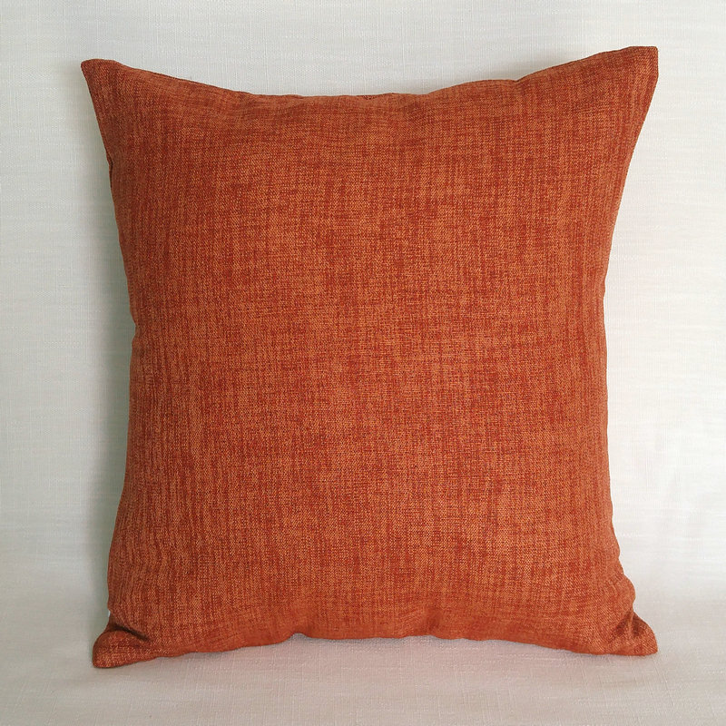 Linen Throw Cushion Cover <font><b>Pillow</b></font> <font><b>Cases</b></font> With Invisible Zipper For Sofa, 45 x 45 cm, 50 x 30 ,60 x 60 ,50 x 80,Customized Order image