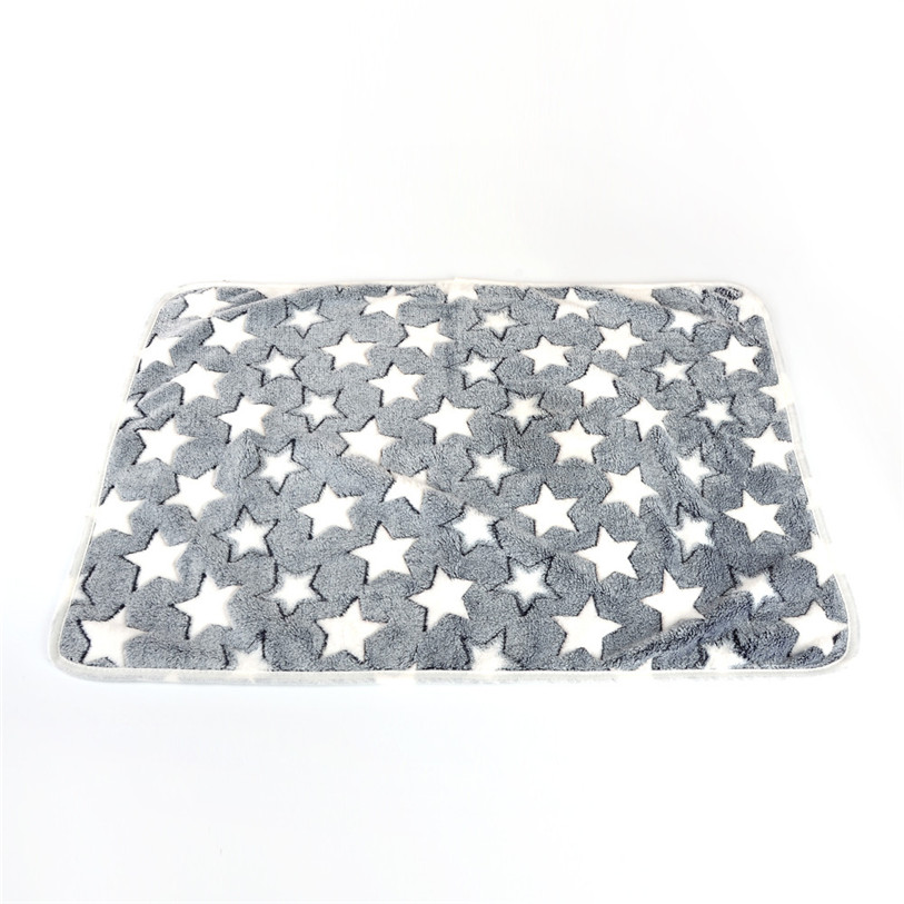 6Size Pet Blanket Dog Cat Bed Mat Sleeping Mattress Small Medium Dogs Cats Air Condition Cushion Cover Towel Pet Supplies 40JA8 (33)