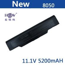 HSW Аккумулятор для ноутбука PACKARD BELL EasyNote B3600(1) B3605 B3620 B3800 Аккумулятор для ноутбука BP-8050(S) BP-8050i BP-8050(P