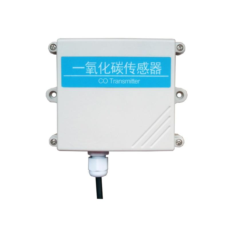 Carbon Monoxide Sensor Module RS485 Wall-mounted 1000ppm High-precision Industrial CO Concentration Detection cjmcu 4541 mics 4514 carbon monoxide nitrogen oxygen compact sensor module co no2 nh3 board