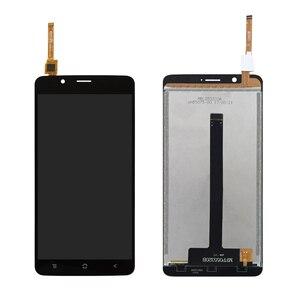 "Image 2 - WEICHENG למעלה איכות עבור 5.5 ""Blackview P2 תצוגת LCD ומסך מגע Digitizer עצרת החלפת Blackview P2 לייט + כלים"