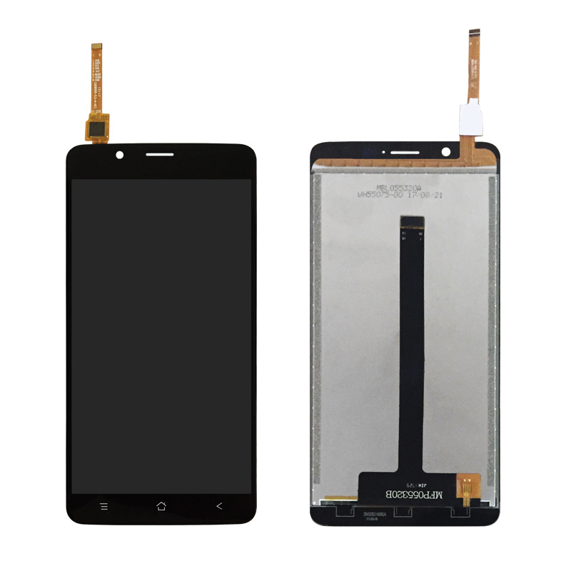 "Image 2 - WEICHENG Top Quality For 5.5"" Blackview P2 LCD Display and Touch Screen Digitizer  Assembly Replacement Blackview P2 lite +Tools-in Mobile Phone LCD Screens from Cellphones & Telecommunications"