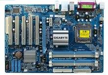 Ядрами четырьмя gigabyte lga оригинал материнская плата настольный двойной для