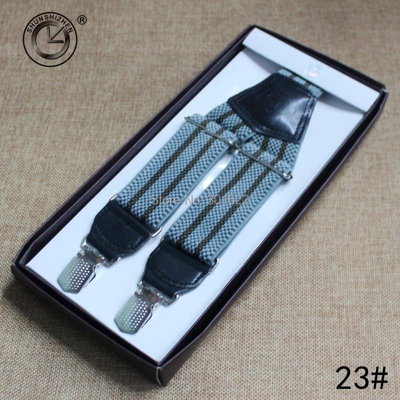 clips Classics western-style Suspenders,Men's 5