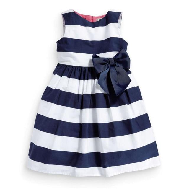 Foto jurk blauw of wit