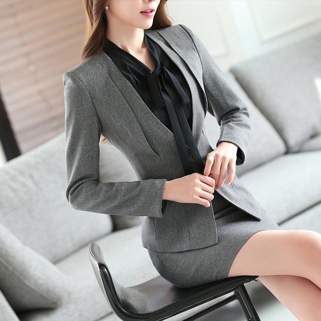 Nova Primavera Verão das Mulheres Ternos de Saia Elegantes Senhoras Blusa Preta E Plissado SkirtWith Arcos Conjunto de Roupas Saias
