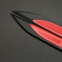 Image 4 - 20 pairs 3d chromed 블랙 레드 엠블럼 배지 데칼 스티커 로고 펜더 사이드 메탈 골프 mk4 mk5 mk6 골프 gti 5 6 7