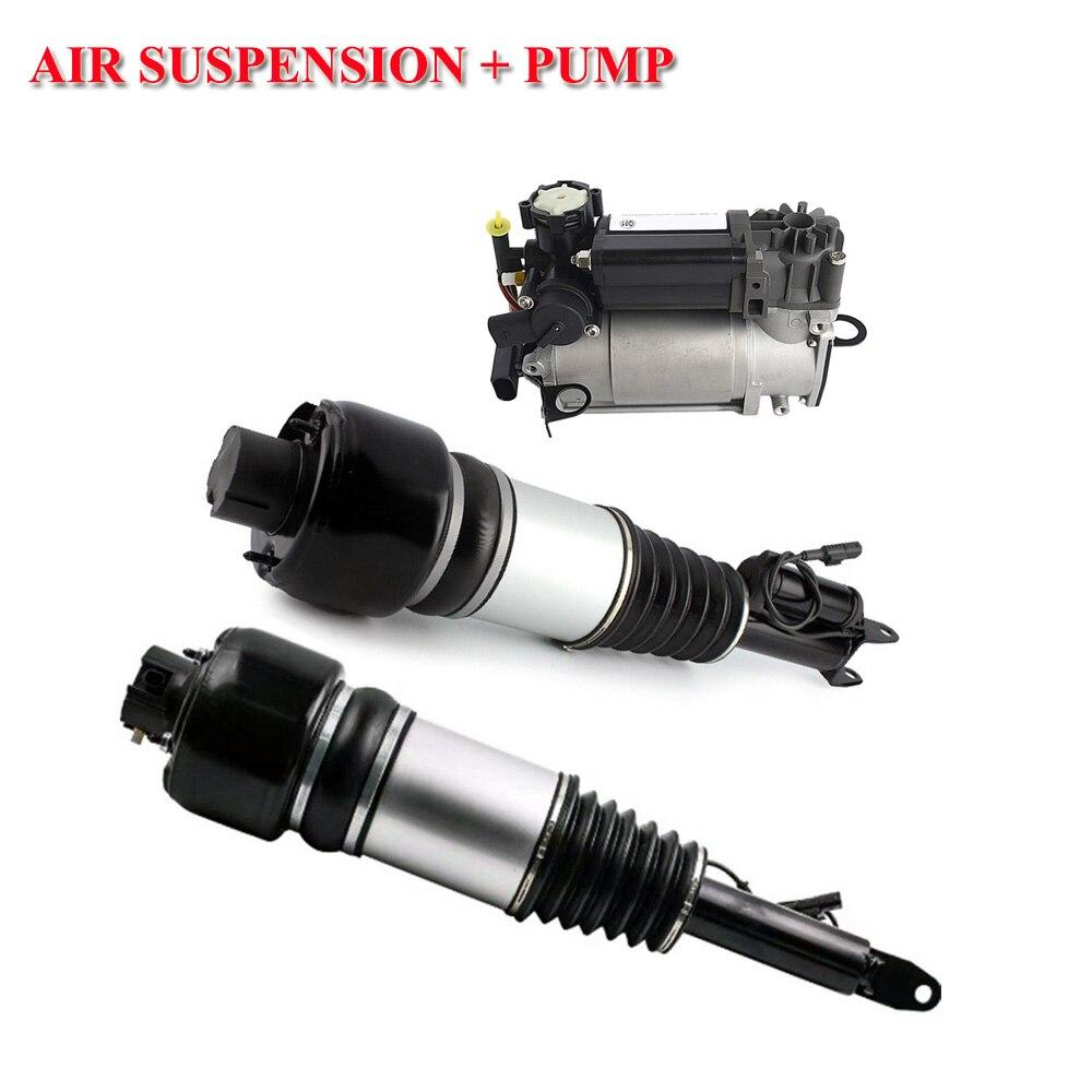 Air Suspension + Pump for Mercedes W211 E-Class Sedan Airmatic W/ 4Matic 03-09 2113205513, 2113205413, 2203200104, 2113200304Air Suspension + Pump for Mercedes W211 E-Class Sedan Airmatic W/ 4Matic 03-09 2113205513, 2113205413, 2203200104, 2113200304