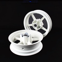 High quality Wheel Rim Front and Rear that 15mm hole 2.75 12inch Front & 3.50 12 Rear Dirt bike Pit Bike 12inch Vacuum
