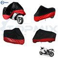 Universal Black Red High Quality XL  XXL XXXL Waterproof Motorcycle Moto Motorbike Electric Bicycle Covers Motor Rain Coat