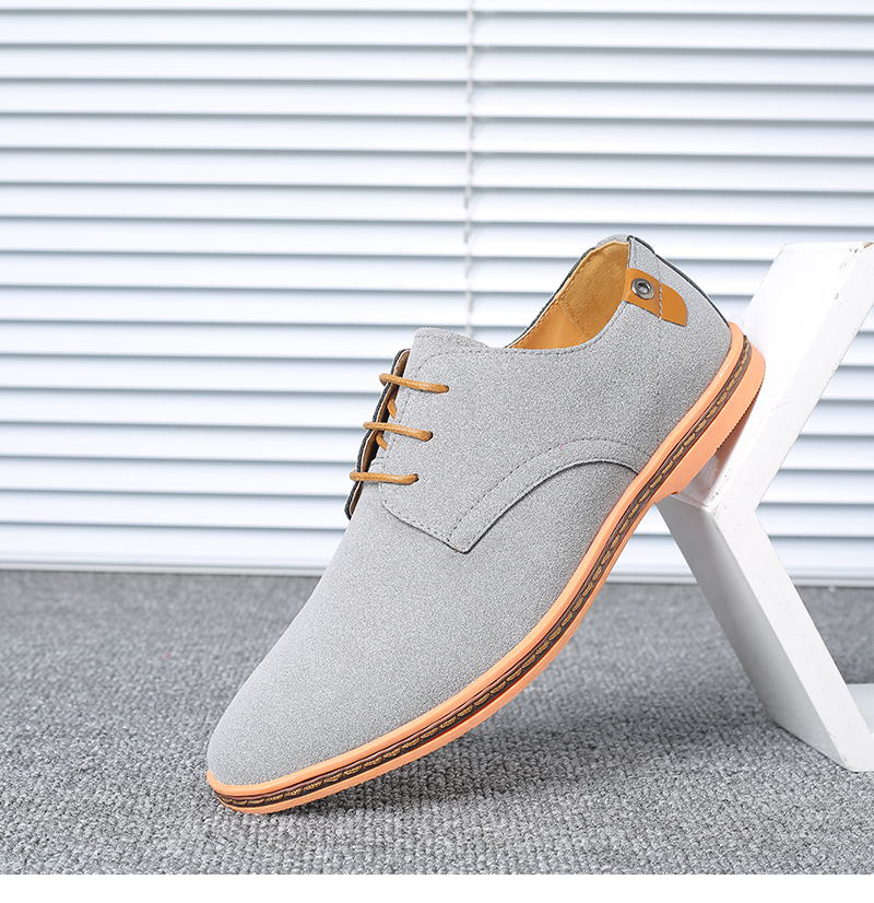 HTB12E3OXWWs3KVjSZFxq6yWUXXae - VESONAL Brand Spring Suede Leather Men Shoes Oxford Casual Classic Sneakers For Male Comfortable Footwear Big Size 38-46