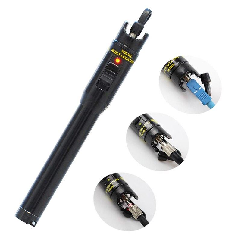 JW3105A localisateur visuel de défaut de type stylo (VFL) JW3105A 10 mw localisateur visuel de défaut de fibre optique 10 km compteur de puissance