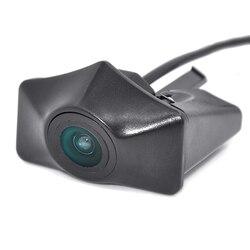 CCD سيارة الجبهة عرض سيارة شعار كاميرا ل 2012 2013 أودي A6L شعار الجبهة كاميرا ماركة مارك كاميرا بال/ ان تي اس سي