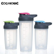 500ml Water Bottle Leakproof Material Sports Drink Shaker Bottles High Quality Tour Hiking Portable Outdoor Climbing Camp Bottle