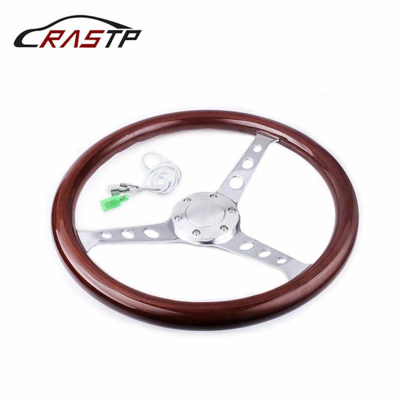 Grant 201 Classic Wood Steering Wheel 15 Inch