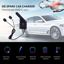 DJI Spark 3 in 1 Car Charger
