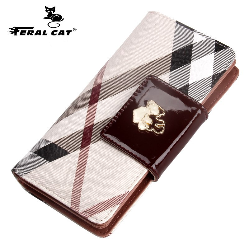 2017 Women Wallets Brand Bag Wallet Female Purse Long Coin Purses Holders Ladies Wallet Hasp Fashion Womens Wallets And Purses