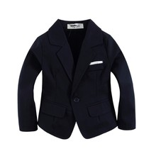 Suits and jackets woven cotton100% toddler