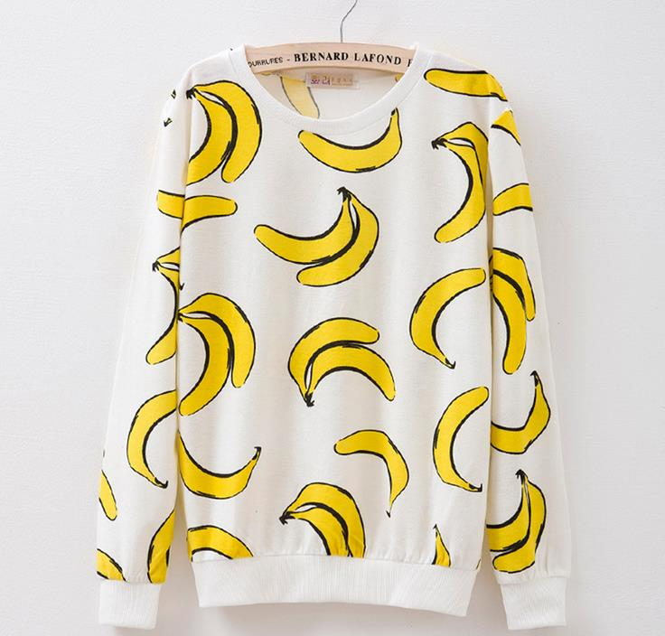 חולצת בננות